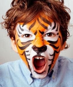 Kinderschminken Tiger